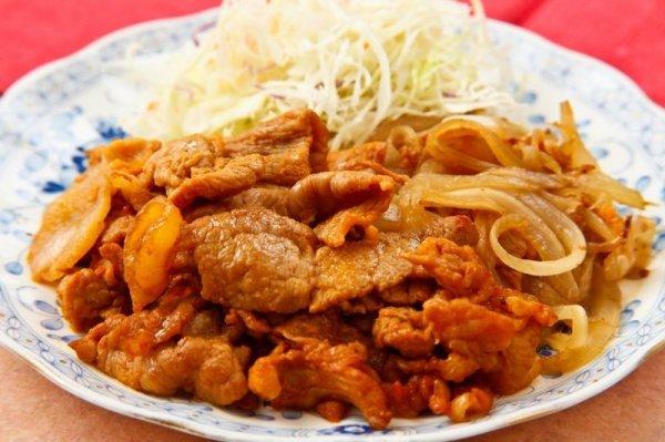 画像1: 長崎県産豚しょうが焼180g(冷凍発送) (1)